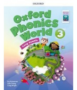 Підручник Oxford Phonics World 3 Student's Book