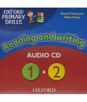 Диск Oxford Primary Skills 1-2 Class Audio CD