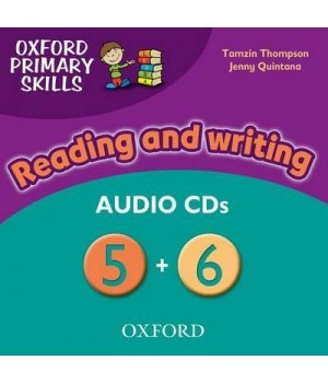 Диски Oxford Primary Skills 5-6 Class Audio CD