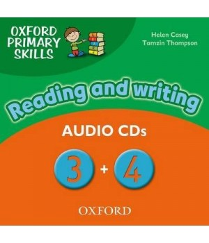 Диск Oxford Primary Skills 3-4 Class Audio CD