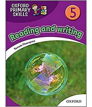 Підручник Oxford Primary Skills 5 Skills Book