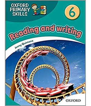 Підручник Oxford Primary Skills 6 Skills Book