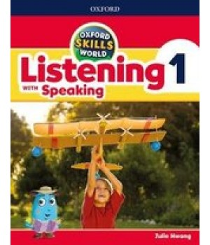 Підручник Oxford Skills World 1 Listening with Speaking Student's Book and Workbook