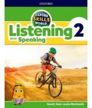 Підручник Oxford Skills World 2 Listening with Speaking Student's Book and Workbook
