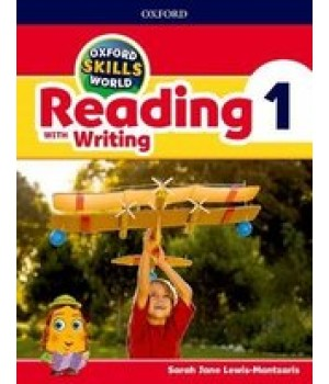Підручник Oxford Skills World 1 Reading with Writing Student's Book and Workbook