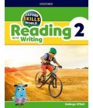 Підручник Oxford Skills World 2 Reading with Writing Student's Book and Workbook