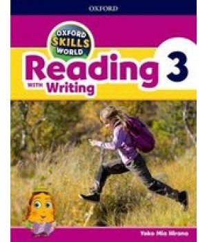 Підручник Oxford Skills World 3 Reading with Writing Student's Book and Workbook
