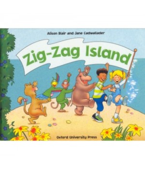 Підручник Zig-Zag Island Class Book