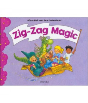 Підручник Zig-Zag Magic Class Book
