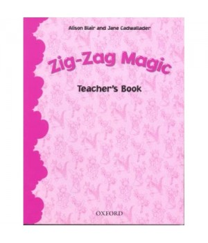 Книга для вчителя Zig-Zag Magic Teacher's Book