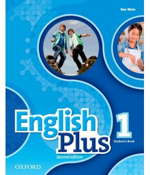 Підручник English Plus Second Edition Level 1 Student's Book