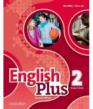 Підручник English Plus Second Edition Level 2 Student's Book