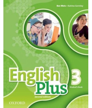 Підручник English Plus Second Edition Level 3 Student's Book