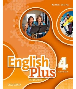 Підручник English Plus Second Edition Level 4 Student's Book