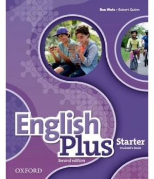 Підручник English Plus Second Edition Level Starter Student's Book