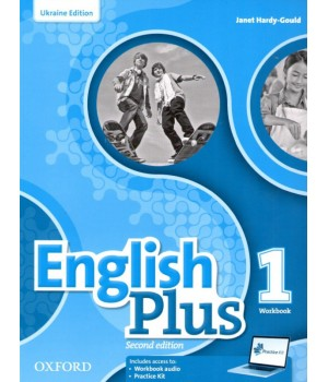 Робочий зошит English Plus Second Edition Level 1 Workbook with access to Practice Kit