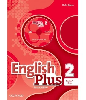 Книга для вчителя English Plus Second Edition Level 2 Teacher's Book with Teacher's Resource Disk and access to Practice Kit