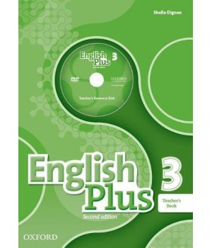 Книга для вчителя English Plus Second Edition Level 3 Teacher's Book with Teacher's Resource Disk and access to Practice Kit