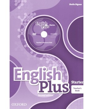 Книга для вчителя English Plus Second Edition Level Starter Teacher's Book with Teacher's Resource Disk and access to Practice Kit