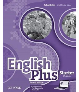 Робочий зошит English Plus Second Edition Level Starter Workbook with access to Practice Kit