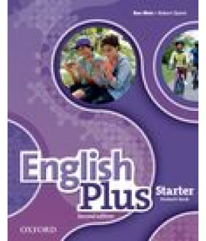 English Plus Second Edition Level Starter Student's Book