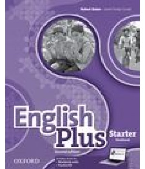 English Plus Second Edition Level Starter Workbook with access to Practice Kit