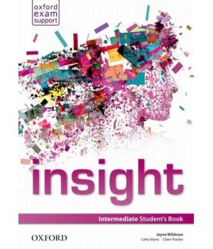 Підручник Insight Intermediate Student's Book