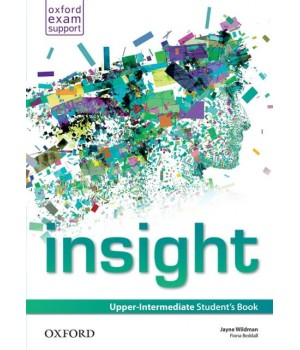 Підручник Insight Upper-Intermediate Student's Book