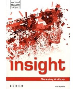 Робочий зошит Insight Elementary Workbook