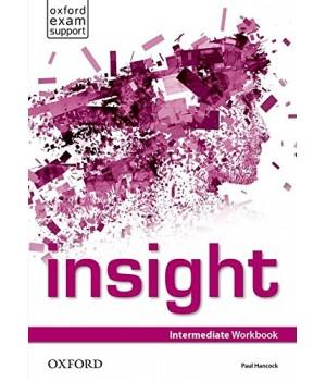 Робочий зошит Insight Intermediate Workbook