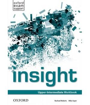 Робочий зошит Insight Upper-Intermediate Workbook