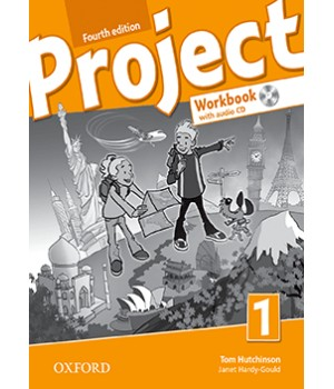 Робочий зошит Project (4th Edition) 1 Workbook with Audio CD and Online Practice