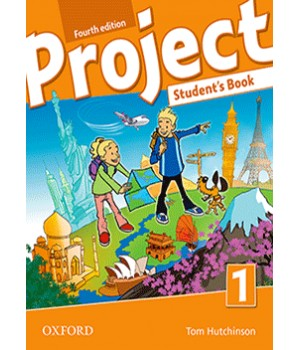 Підручник Project (4th Edition) 1 Student's Book