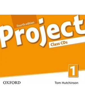Диски Project (4th Edition) 1 Class CD (3)