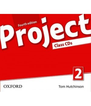 Диски Project (4th Edition) 2 Class CD (3)
