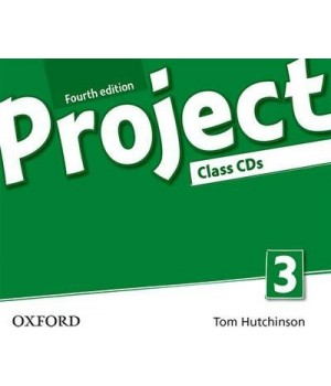 Диски Project (4th Edition) 3 Class CD (4)