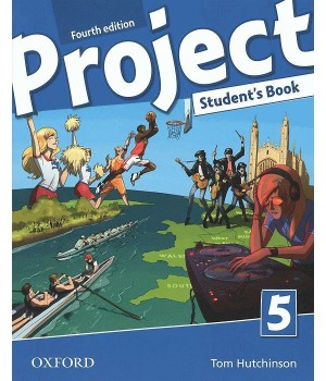 Підручник Project (4th Edition) 5 Student's Book