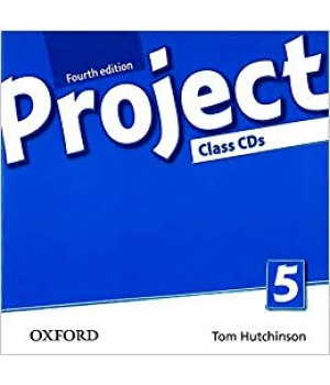 Диски Project (4th Edition) 5 Class CD (4)