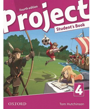 Учебник Project (4th Edition) 4 Student's Book