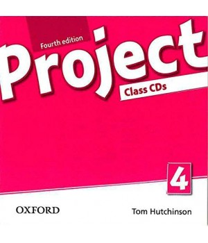Диски Project (4th Edition) 4 Class CD (4)