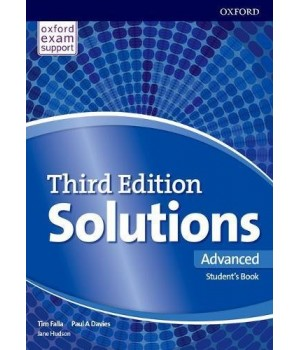 Учебник Solutions Third Edition Advanced Student's Book