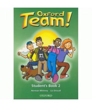 Підручник Oxford Team 2 Student's Book