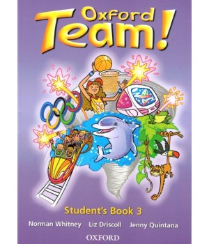 Підручник Oxford Team 3 Student's Book