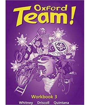 Робочий зошит Oxford Team 3 Workbook