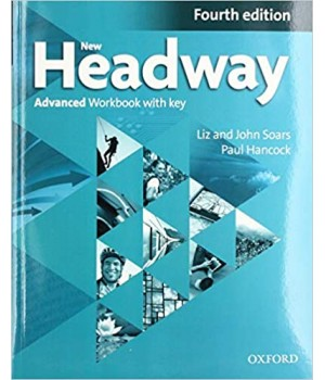 Робочий зошит New Headway (4th Edition) Advanced Workbook with Key
