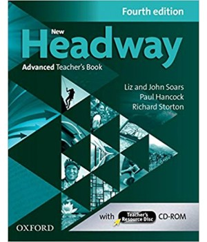 Книга для вчителя New Headway (4th Edition) Advanced Teacher's Book & Resource Disk Pack