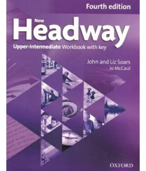Робочий зошит New Headway (4th Edition) Upper-Intermediate Workbook with Key