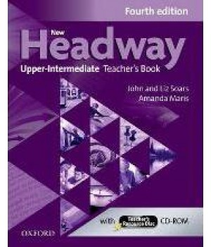 Книга для вчителя New Headway (4th Edition) Upper-Intermediate Teacher's Book & Resource Disk Pack
