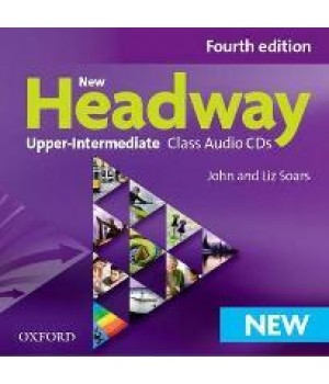 Диски New Headway (4th Edition) Upper-Intermediate Class Audio CDs (3)