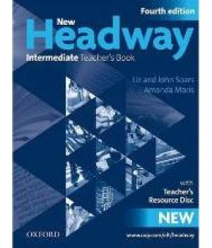 Книга для вчителя New Headway (4th Edition) Intermediate Teacher's Book & Resource Disk Pack